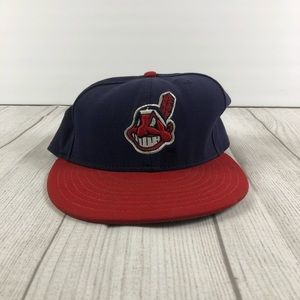 Cleveland Indians New Era Fitted Baseball Cap